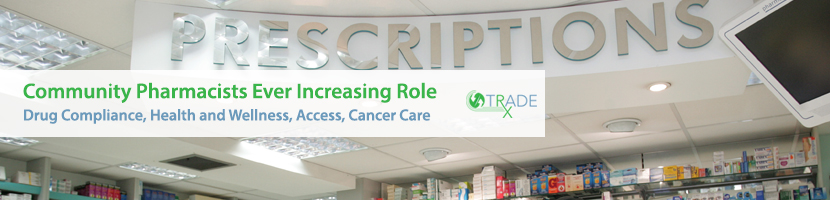 Community Pharmacists Serve an Ever-Increasing Role
