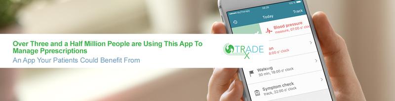 MyTherapy App_Managing Prescriptions_TrxadeBlog