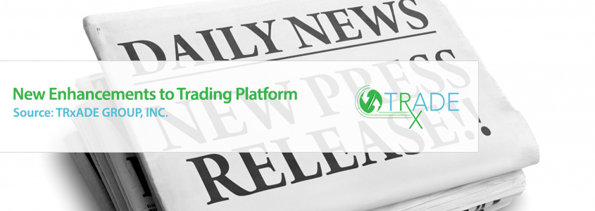 New Enhancements to Trading Platform