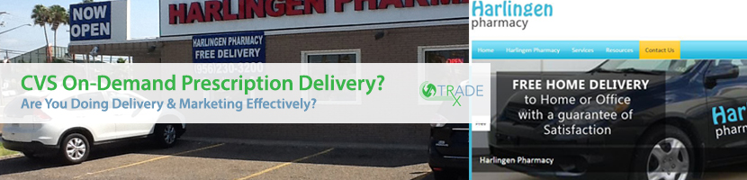 cvs on demand prescription delivery trxade